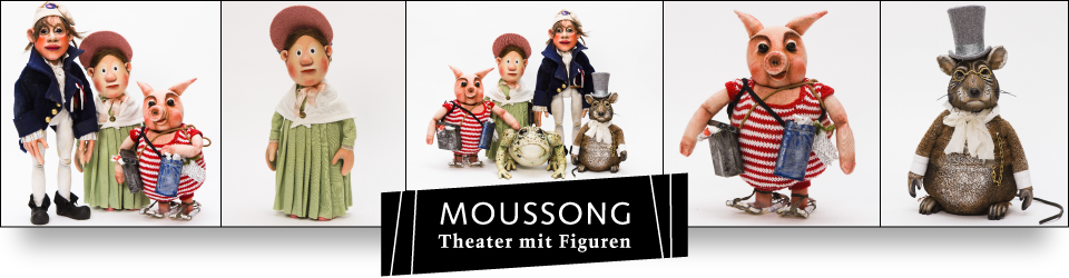 MOUSSONG THEATER MIT FIGUREN Logo